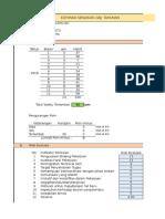 Formula evaluasi
