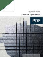 Cross-cut Test ENG