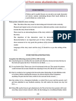 CBSE Class 10 English Assignment - Story Writing.pdf
