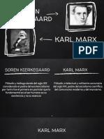 Marx y Kierkegaard