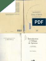 MACHEREY, Pierre - Introduction à l'Éthique de Spinoza, 5. La cinquième partie. Les voies de la libération - PUF (1997).pdf