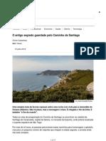 O Antigo Segredo Guardado Pelo Caminho de Santiago - BBC News Brasil