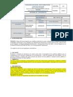 Informe de Rendicion de Cuentas