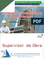 RESIDENCIA Y SUPERVISION DE OBRAS (Segunda Sesión).pdf