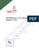 sim7000  at_command