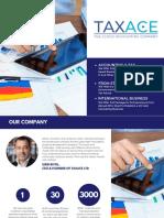 Taxace Brochure