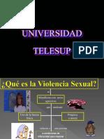 trabajo sobre violacion
