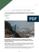 A Nova Tecnologia Que Prevê Deslizamentos Em Aterros Sanitários - BBC News Brasil