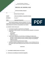 INFORME - ACTIVIDADES - JUNIOOO