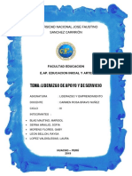 Universidad Nacional Jose Faustino Sanchez Carrrión
