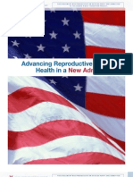 Advancing Reproductive Rights and Health - Abortion Rights