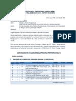 Informe de Prácticas 5º