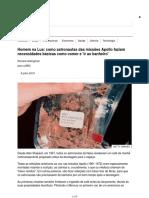 Homem Na Lua_ Como Astronautas Das Missões Apollo Faziam Necessidades Básicas Como Comer e 'Ir Ao Banheiro' - BBC News Brasil