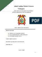 Tributacion Municipal Monografia