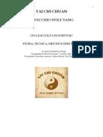 TAI CHI YANG