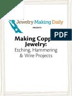 Making Copper Jewelry