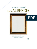 Verdu Vicente - La Ausencia