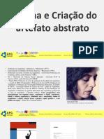 SISTEMA  E CRIACAO DO ARTEFATO ABSTRATO.pptx