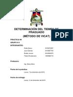 PRACTICA-10-Metodo de Vicat Para Determinar El Tiempo de Fraguado Del Cemento
