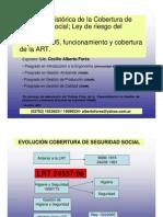 Resumen Ley de Riesgo Del Trabajo(LIC FORES POSADAS)