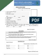 CIRCULAR-18 Final - Application Form & Medical