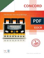 EOCR relay catalog