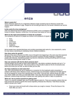 Swine Flu Factsheet # 01