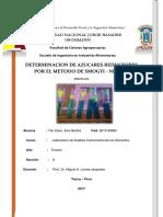 5to Informe de Lab. de Analisis Instrumental de Los Alimentos Terminado y Entregado