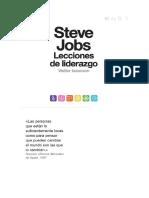 Lecciones de Liderazgo - Steve Jobs