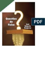 Questões de Física - José Roberto Bonjorno