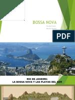 Exposicion Bossa Nova