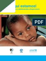 Niños afropeuanos