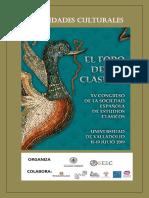 Actividades Culturales XV Congreso SEEC