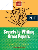 Secrets To Writing Great Papers (Study Smart Series).pdf