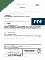 NBR 05173 - Fio de Cobre de Secao Circular Isolado Com Fibras