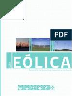Guía eolica desarrollo de proyectos pequeños y medianos
