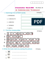 ICT QP