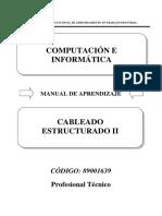 89001639 Cableado Estructurado II