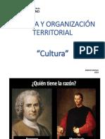 Cultura y Organizacion Territorial Diapositivas