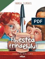 Clements, Andrew - Povestea Findelului.pdf