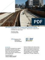 Life-cycle Assessment Fortransportation Decision-making
