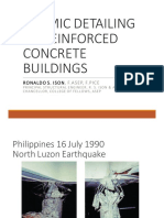 Seismic Detailing of Reinforced Concrete Buildings Based on Nscp 2015 (1)