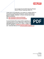 Hilti 3.1 Anchor Principles and Design