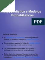 Bioestadistica y Modelos Probabilisticos