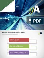 Principales Diferencias SAP FI Clásico vs S4 Hana