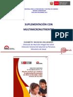 05. Suplementacion Con Multimicronutrientes Chiclayo