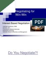 Presentation-Interest-BasedNegotiation.ppt