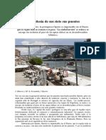 Oporto. La pleitesía de sus siete puentes (Inéditos, 04-11-16, Portugal)