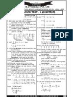 Kdc Ssc Pre-004 (Solution)