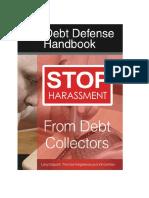 Debt Defense Handbook